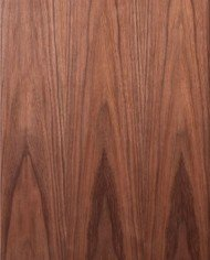 Flush walnut