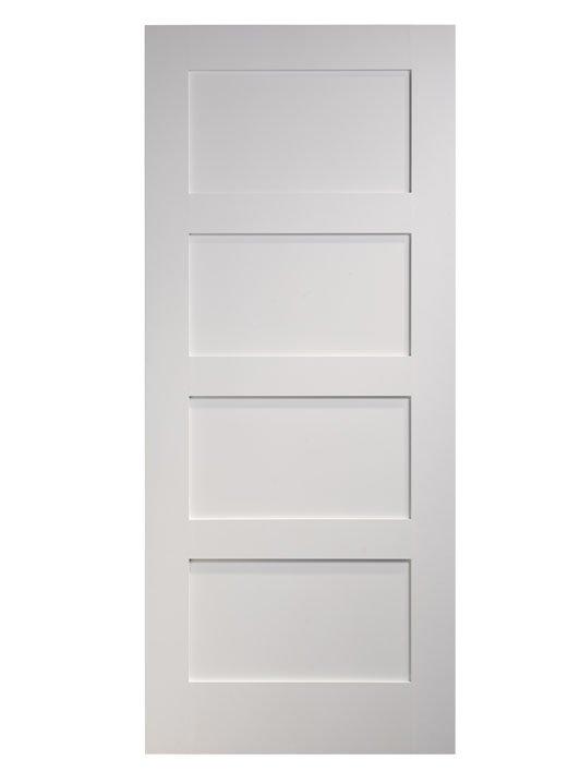 HP1 Primed White Door