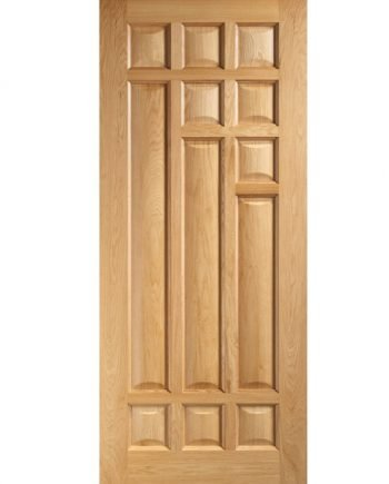 hp10 oak door