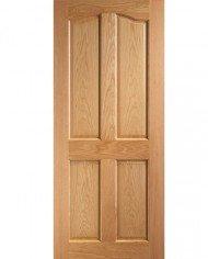 VR2 oak door