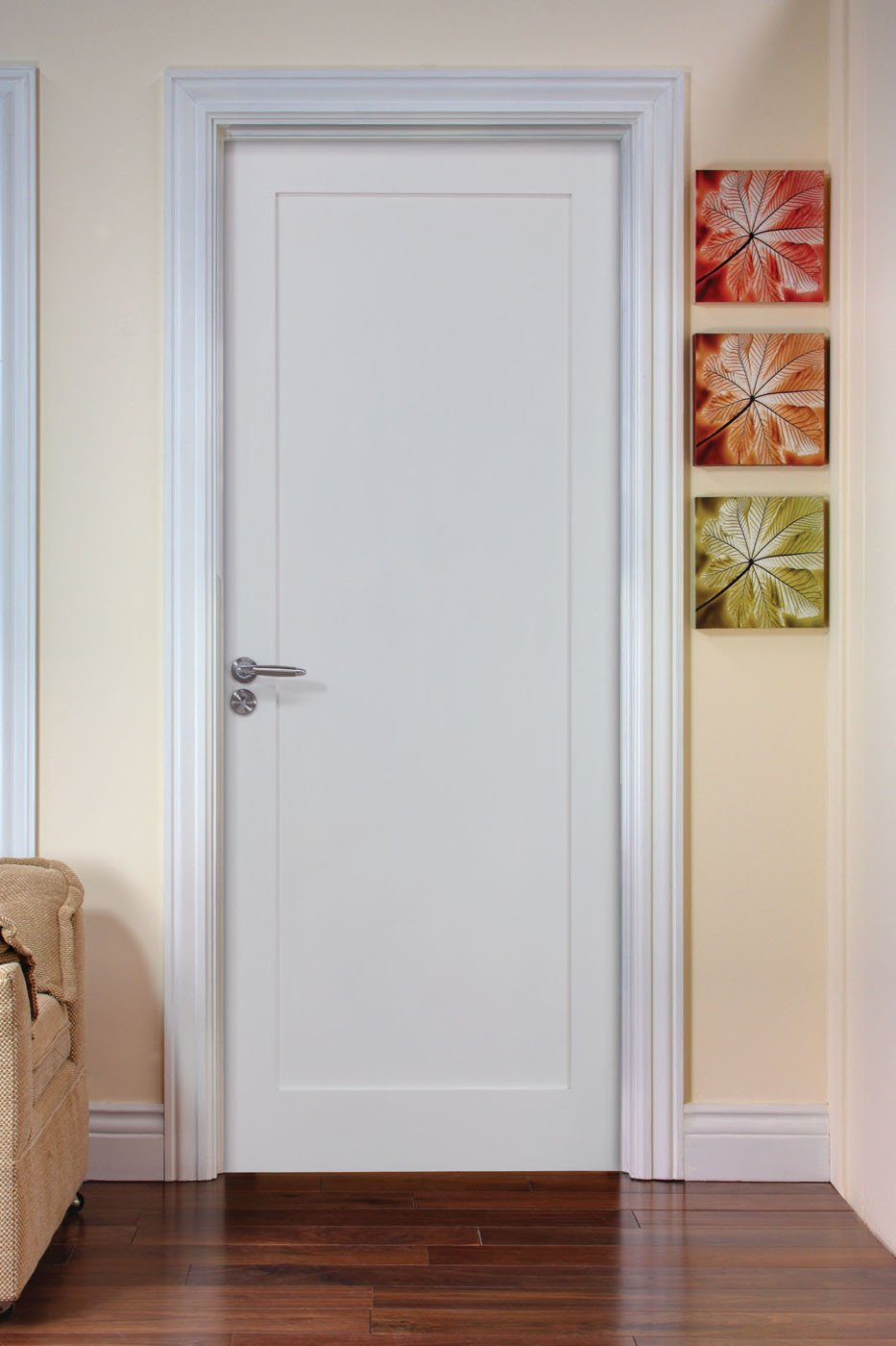 Nm5 primed white door fitwell doors and floors for Doors and doors