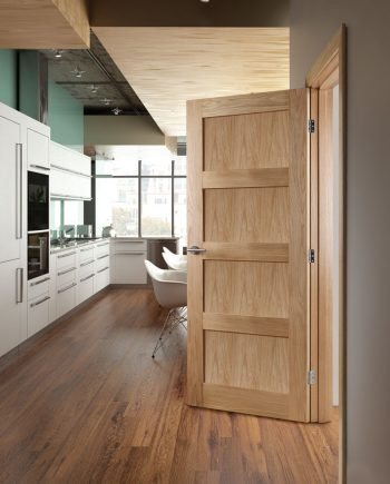 hp1 OAK interior door