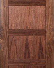 HP1 Walnut Door