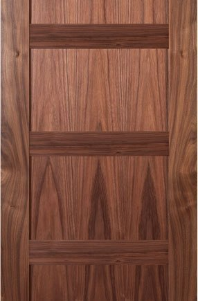 HP1 Walnut Door
