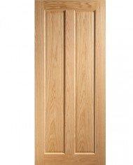 HP17 oak door