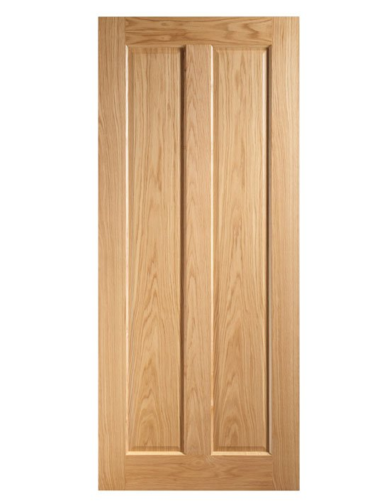 HP17 oak door