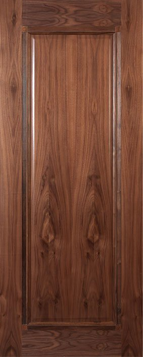 HP6 Walnut Door