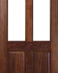 NM2G WALNUT and Glass Door