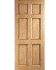 VR8 oak door