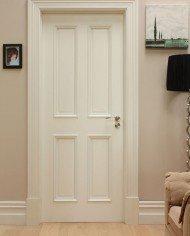 WR1 primed white door